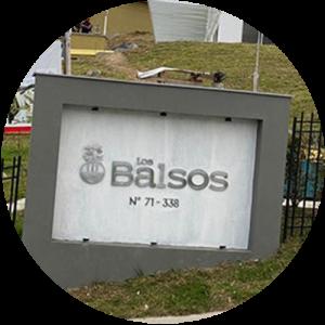 Conjunto Residencial Los Balsos – 152 redes