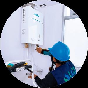 Venta, Instalación y Mantenimiento Preventivo de gasodomésticos (residencial - comercial - industrial)